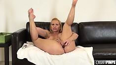 The big ass of Katja Kassin is begging to be plugged with something