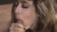 Vintage video showing how bitches sucked dick back in the day