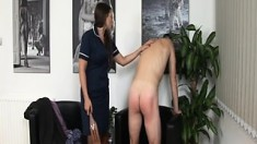 Best Mom Mllf Spanking Video. See Pt2 At Goddessheelsonline.