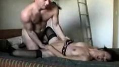 Big Dude Fucks Her Rough And Hard