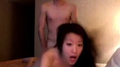 Friend and His Asian Girlfriend 2