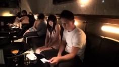 Japanese Public Sex Sexy Japanese Dolls Exposing Movie 20