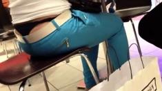 Wow !!! Great Thong Slip :-)