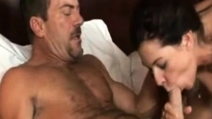 Blowjob From A Chubby Amateur Milf