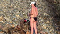 Big Ass Milf Nudist Beach Voyeur Hd Video Spycam