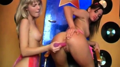 Lesbian foot smother and mistress sits blonde Sexy